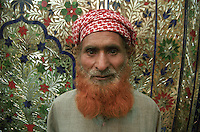 Pakistani portrait, 1996