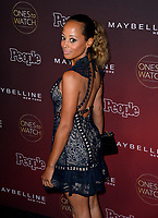 Essence Atkins at the 2017 People's &quot;Ones To Watch&quot; event at NeueHouse Hollywood, Los Angeles, USA 04 Oct. 2017<br /> Picture: Paul Smith/Featureflash/SilverHub 0208 004 5359 sales@silverhubmedia.com