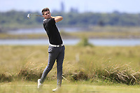 Devin Morley (Oughterard) during the 1st round of the East of Ireland championship, Co Louth Golf Club, Baltray, Co Louth, Ireland. 02/06/2017<br /> Picture: Golffile | Fran Caffrey<br /> <br /> <br /> All photo usage must carry mandatory copyright credit (&copy; Golffile | Fran Caffrey)