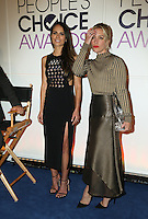 BEVERLY HILLS, CA - NOVEMBER 15: Jordana Brewster, Piper Perabo attend the People's Choice Awards Nominations Press Conference at The Paley Center for Media on November 15, 2016 in Beverly Hills, California. (Credit: Parisa Afsahi/MediaPunch).