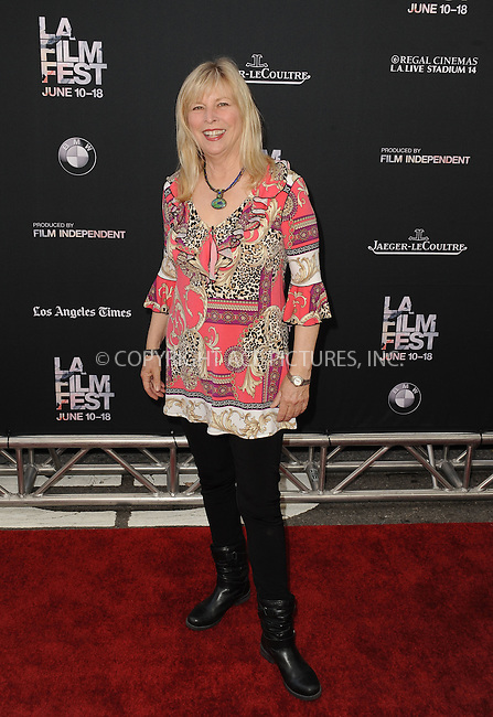 WWW.ACEPIXS.COM<br /> <br /> June 10 2015, Los Angeles Ca<br /> <br /> Candy Clark arriving at the 'Grandma' premiere at Regal Cinemas on June 10 2015 in Los Angeles Ca.<br /> <br /> Please byline: Peter West/ACE Pictures<br /> <br /> ACE Pictures, Inc.<br /> www.acepixs.com<br /> Email: info@acepixs.com<br /> Tel: 646 769 0430