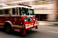 Fire truck, D.C.