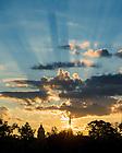 August 8, 2017; Sunrise (Photo by Matt Cashore/University of Notre Dame)