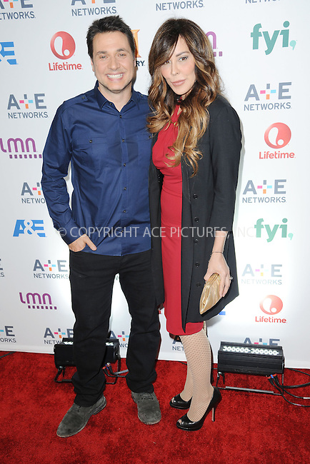 WWW.ACEPIXS.COM<br /> May 8, 2014 New York City<br /> <br /> Adam Ferrara and Alex Tyler attending the A+E Networks 2014 Upfronts at the Park Avenue Armory on May 8, 2014 in New York City.<br /> <br /> Please byline: Kristin Callahan<br /> <br /> ACEPIXS.COM<br /> <br /> Tel: (212) 243 8787 or (646) 769 0430<br /> e-mail: info@acepixs.com<br /> web: http://www.acepixs.com