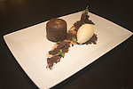 Ice Cream & Chocolate Dessert, Michael Mina's Bourbon Steak Restaurant, Miami, Florida