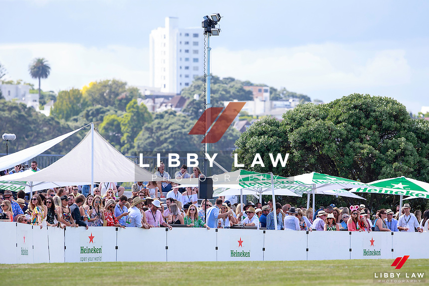 Heineken Urban Polo.  Parnell, Auckland. Saturday 25 February 2017. Copyright Photo: Libby Law / www.photosport.nz