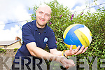 VOLLEYBALL: Scot Ross, Volleyball Development Officer with VAI is inviting people to come along and play in Ballybunion on July 18th.
