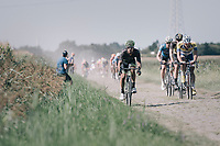 Mihkel Raim (EST/Israel Cycling Academy)<br /> <br /> 92nd Schaal Sels 2017 <br /> 1 Day Race: Merksem > Merksem (188km)