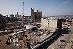 NYC- Manhattan Building Collapse Kills Construction Worker,