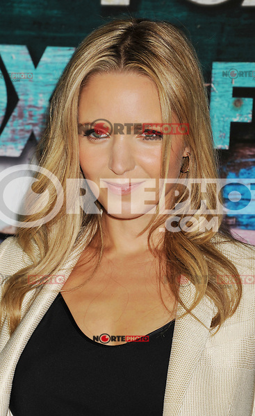 WEST HOLLYWOOD, CA - JULY 23: Jordana Spiro arrives at the FOX All-Star Party on July 23, 2012 in West Hollywood, California. / NortePhoto.com<br />