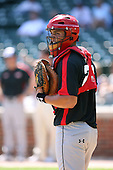 August 18 2008:  Jonathan Walsh (24) of the Baseball Factory team during the 2008 Under Armour All-American Game at Wrigley Field in Chicago, Illinois.  (Copyright Mike Janes Photography)
