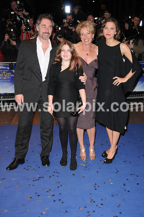 **ALL ROUND PICTURES FROM SOLARPIX.COM**.**WORLDWIDE SYNDICATION RIGHTS**.the UK premiere of Nanny McPhee And The Big Bang, .Odeon West End, Leicester Square, London, UK. 24 March 2010..This pic: Emma Thompson, Maggie Gyllenhaal..JOB REF: 10974 MSR    DATE: 24_03_2010.**MUST CREDIT SOLARPIX.COM OR DOUBLE FEE WILL BE CHARGED**.**MUST NOTIFY SOLARPIX OF ONLINE USAGE**.**CALL US ON: +34 952 811 768 or LOW RATE FROM UK 0844 617 7637**