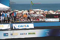 RIO DE JANEIRO; RJ; 13 DE MARÇO 2013 - Usain Bolt venceu o desafio Mano a Mano dos 150m sem conseguir bater o seu próprio, ficando 7 milésimos abaixo do tempo conseguido em 2009. FOTO: NÉSTOR J. BEREMBLUM - BRAZIL PHOTO PRESS.