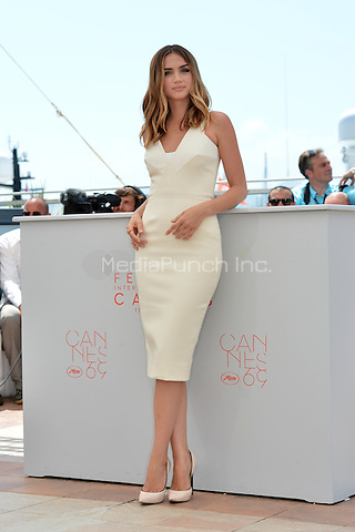 Ana de Armas at the Photocall 'Hands of Stone' - 69th Cannes Film Festival on May 16, 2016 in Cannes, France.<br /> CAP/LAF<br /> &copy;Lafitte/Capital Pictures /MediaPunch ***NORTH AND SOUTH AMERICA ONLY***