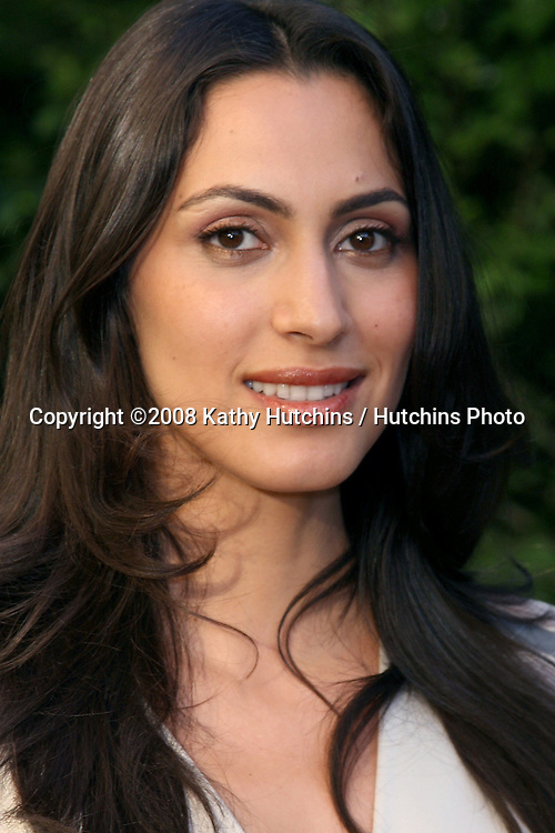 Raya Meddine arriving at the Academy of Television Arts & Sciences reception for 2008 Daytime Emmy Nominees.Savannah Resturant.Burbank,  CA.June 9, 2008.©2008 Kathy Hutchins / Hutchins Photo .