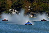 "S-1 ""Windjammer"", Al Thompson, S-92 ""Tenacity"", Grant Hearn, S-14 ""Legacy 2""            (2.5 Litre Stock hydroplane(s)"