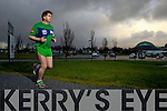 Marcus Howlett Race director for the Kerry's Eye International Marathon.