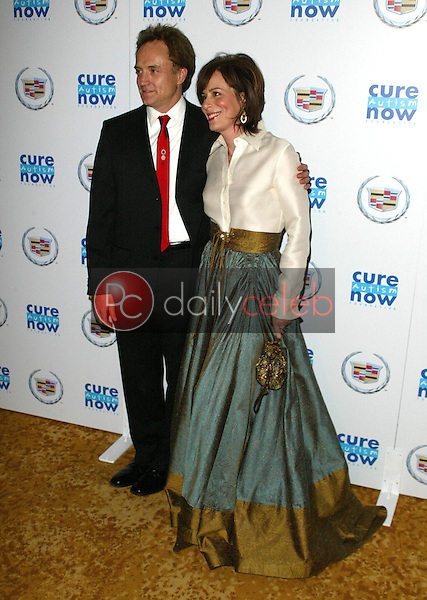 Bradley Whitford and Jane Kaczmarek<br />