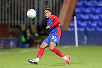 Corey Whitely of Dagenham during Tranmere Rovers vs Dagenham & Redbridge, Vanarama National League Football at Prenton Park on 11th November 2017