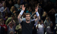 Andy Murray v David Ferrer - Barclays ATP World Finals - 16/11/2015