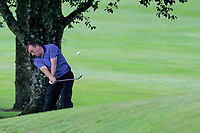 Tony O'Leary (Rosslare) during the first round at the Mullingar Scratch Trophy, the last event in the Bridgestone order of merit Mullingar Golf Club, Mullingar, West Meath, Ireland. 10/08/2019.<br /> Picture Fran Caffrey / Golffile.ie<br /> <br /> All photo usage must carry mandatory copyright credit (© Golffile | Fran Caffrey)