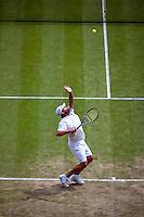 24-06-11, Tennis, England, Wimbledon, Andy Roddick