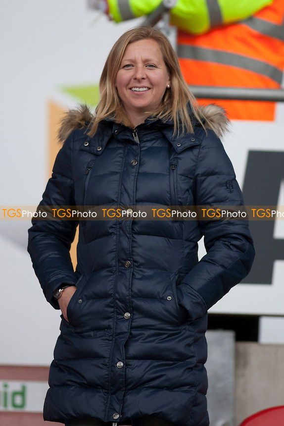 Jane Ludlow <br />  - Doncaster Rovers Belles vs Reading Women - FA Womens Super League 2 Football at the Keepmoat Stadium, Doncaster Rovers FC - 16/05/15 - MANDATORY CREDIT: Mark Hodsman/TGSPHOTO - Self billing applies where appropriate - contact@tgsphoto.co.uk - NO UNPAID USE