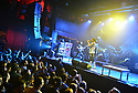 FORT LAUDERDALE, FL - FEBRUARY 11: Guitarist Jake Bowen, Vocalist Spencer Sotelo, Guitarist Misha Mansoor  and Drummer Chris Allison of Periphery performs at Revolution Live on February 11, 2020 in Fort Lauderdale, Florida.  ( Photo by Johnny Louis / jlnphotography.com )