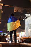 Pro EU Protest in Kiew
