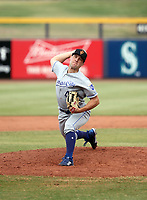 Jacob Bodner - Surprise Saguaros - 2017 Arizona Fall League (Bill Mitchell)