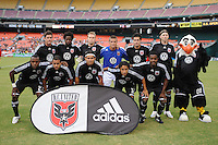 DC United Starting Eleven. DC United defeated The New England Revolution 3-1 on the Semifinal game of the Lamar Hunt U.S. Open Cup, Tuesday August 12, 2008 at RFK Stadium.