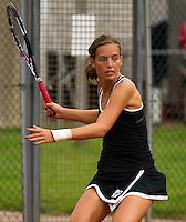 17-08-11, Tennis, Amstelveen, Nationale Tennis Kampioenschappen, NTK, Paula de Man