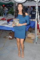 MIAMI, FL - NOVEMBER 19: Padma Lakshmi attends the 2016 Miami Book Fair held at Miami Dade College on November 19, 2016 in Miami Florida. Credit: mpi04/MediaPunch