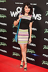Ledicia Sola attends `Open Windows´new film premiere at Palafox Cinemas in Madrid, Spain. June 30, 2014. (ALTERPHOTOS/Victor Blanco)
