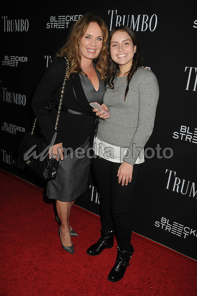 "27 October 2015 - Beverly Hills, California - Catherine Bach. ""Trumbo"" Los Angeles Premiere held at the AMPAS Samuel Goldwyn Theater. Photo Credit: Byron Purvis/AdMedia"