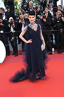 "CANNES, FRANCE. May 16, 2019: Dita Von Teese at the gala premiere for ""Rocketman"" at the Festival de Cannes.<br /> Picture: Paul Smith / Featureflash"