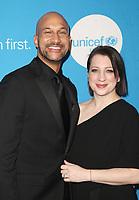 BEVELY HILLS, CA - APRIL 14: Keegan-Michael Key and Elisa Pugliese at the Seventh Biennial UNICEF Ball Los Angeles at The Beverly Wilshire Hotel in Beverly Hills, California on April 14, 2018. <br /> CAP/MPIFS<br /> &copy;MPIFS/Capital Pictures