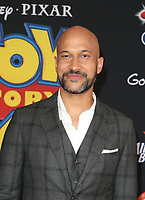 "HOLLYWOOD, CA - JUNE 11: Keegan-Michael Key, at The Premiere Of Disney And Pixar's ""Toy Story 4"" at El Capitan theatre in Hollywood, California on June 11, 2019. <br /> CAP/MPIFS<br /> ©MPIFS/Capital Pictures"