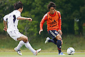 Hiroki Yamada (JPN), April 25, 2012 - Football / Soccer : Japan National Team Training Camp at Akitsu Park football Stadium, Chiba, Japan. (Photo by Yusuke Nakanishi/AFLO SPORT) [1090]