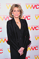 NEW YORK, NY - OCTOBER 26: Jane Fonda at the Women's Media Center 2017 Women's Media Awards at Capitale on October 26, 2017 in New York City. Credit: John Palmer/MediaPunch /NortePhoto.com