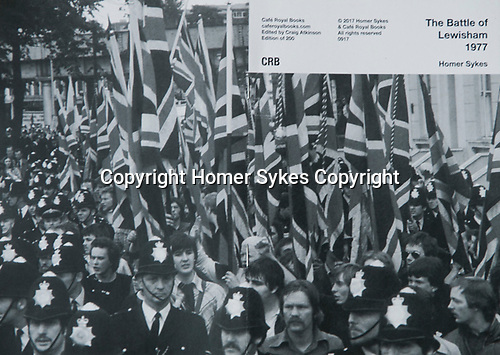 The Battle of Lewisham 1977. Cafe Royal Books<br />