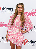 Olivia Somerlyn or LIVVIA at iHeartRadio KIIS FM Wango Tango at the Dignity Health Sports Park.