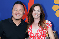 """LOS ANGELES - SEP 5:  Jet Tila, Allison Tila at the """"A Very Brady Renovation"""" Premiere Event at the Garland Hotel on September 5, 2019 in North Hollywood, CA"""