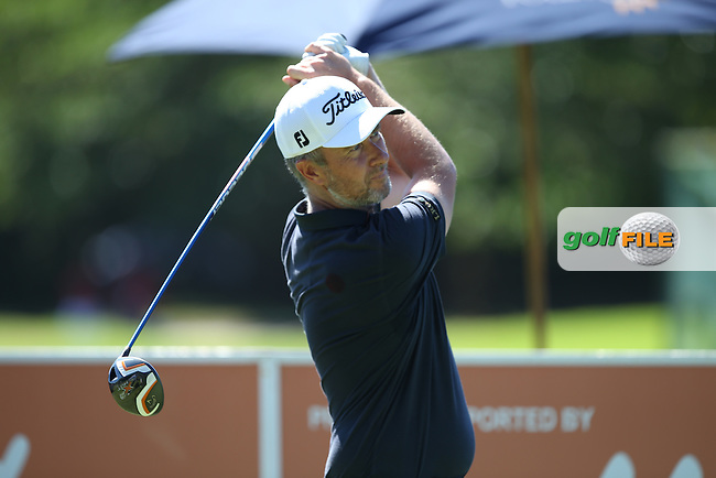 Mark Foster (ENG) during Round Three of the Africa Open 2015 at the East London Golf Club, East London, Eastern Cape, South Africa. Picture:  David Lloyd / www.golffile.ie. 07/03/2015