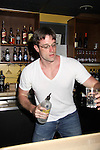 One Life To Live Tom Degnan bartends at the Celebrity Bartending Bash on May 14 at Martini's Upstairs, Marco Island, Florida - SWFL Soapfest Charity Weekend May 14 & !5, 2011 benefitting several children's charities including the Eimerman Center providing educational & outreach services for children for autism. see www.autismspeaks.org. (Photo by Sue Coflin/Max Photos)