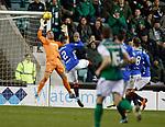 19.12.2018 Hibs v Rangers: Allan McGregor