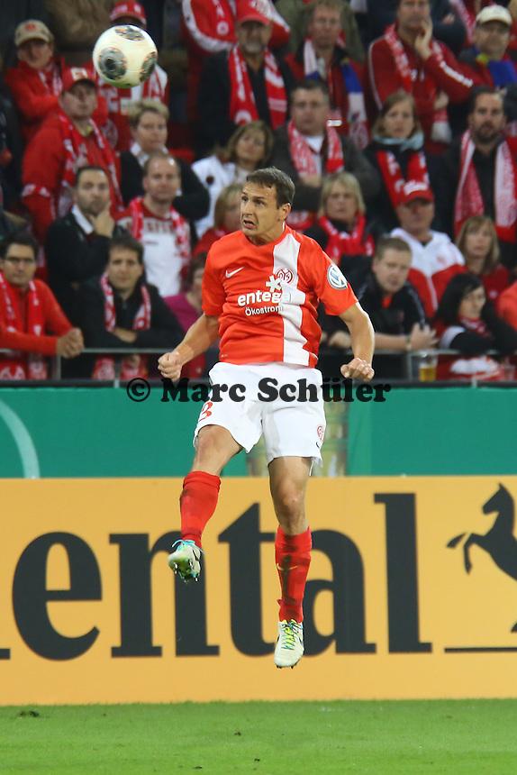 Zdenek Pospech (Mainz) - 1. FSV Mainz 05 vs. 1. FC Köln, Coface Arena, 2. Runde DFB-Pokal