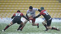 130120 Saracens v Edinburgh Rugby