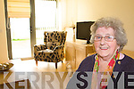 Helena Cleary delighted with the new accommodation at the new Cara homes complex in Kenmare on Friday