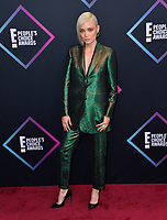 LOS ANGELES, CA. November 11, 2018: Pom Klementieff at the E! People's Choice Awards 2018 at Barker Hangar, Santa Monica Airport.<br /> Picture: Paul Smith/Featureflash
